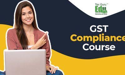 GST Compliance Course